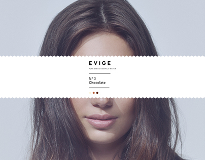 EVIGE Pure Swiss Essence Water