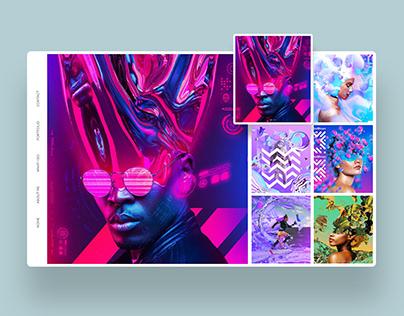 Benkokolas Web Ui Design Concept