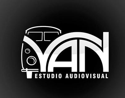Logo para Van - Estudio audiovisual