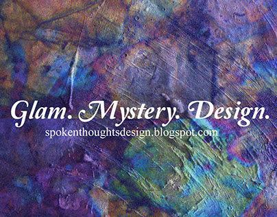 Glam. Mystery. Design.