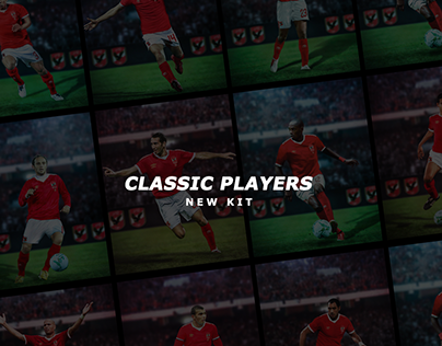 Classic Players | New Kit