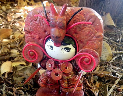 Obsessions: Art Toy: Goddesses & Devils (Design Toy)