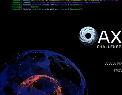 Website Launch Video AXIS-14
