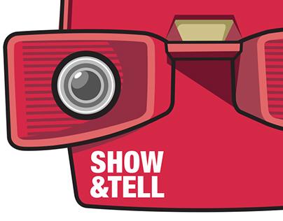 Show&Tell logo