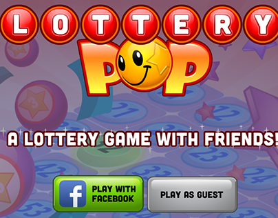 Lottery POP ios game