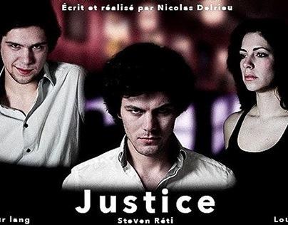 Justice by Nicolas Delrieu