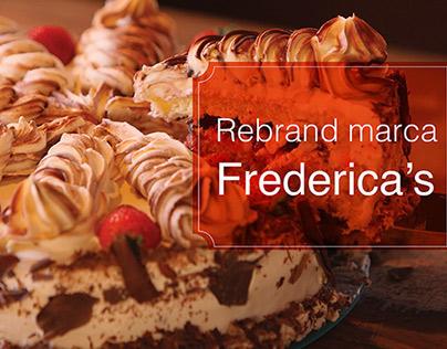 Rebranding Frederica's Koffiehuis