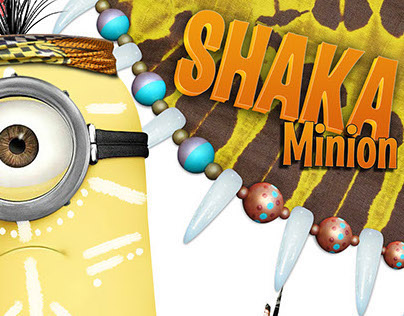Shaka Minion Style