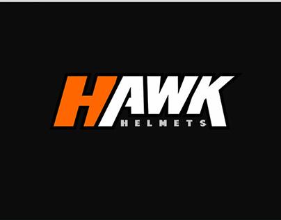 Hawk Helmets Webpage
