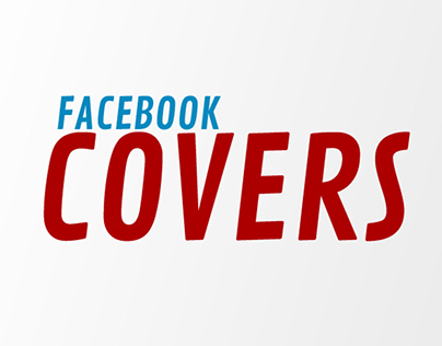 4 different facebook covers