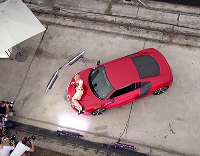 Audi Urban Experience 2013