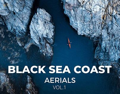 Black Sea Coast Aerials vol.1