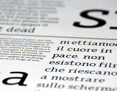 Font Compilatio