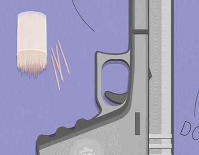 zurQuelle Magazin - Opener Illustration