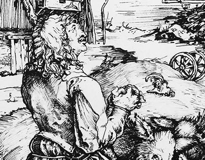 Remaking Dürer