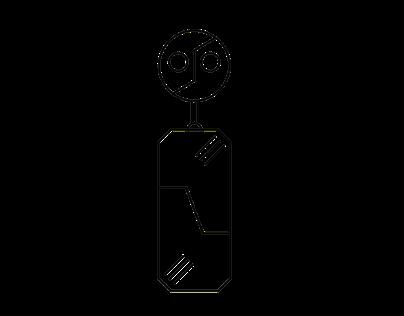 I-ROBOT animation