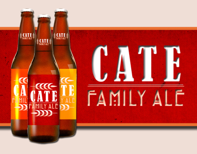 Cate Family Ale