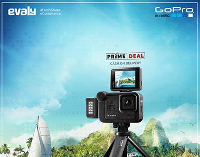 GoPro Creative Ads