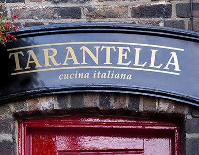 Tarantella | Garcia+Robles: Crear una marca desde cero.