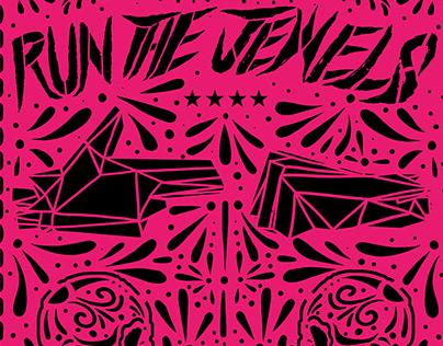 Run the Jewels x Mercadorama Mexico