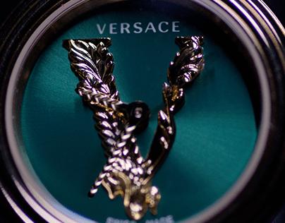 Versace Virtus Mini Watch