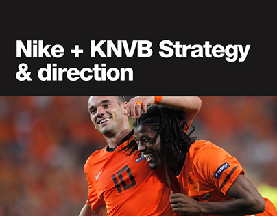 Nike + KNVB