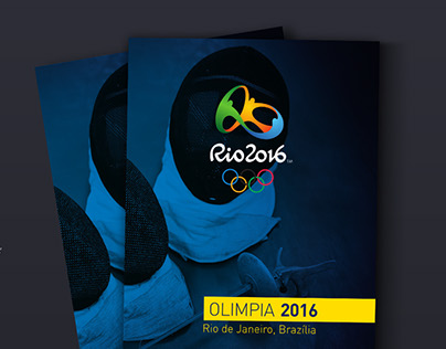 Fencing Brochure for Rio Olympic