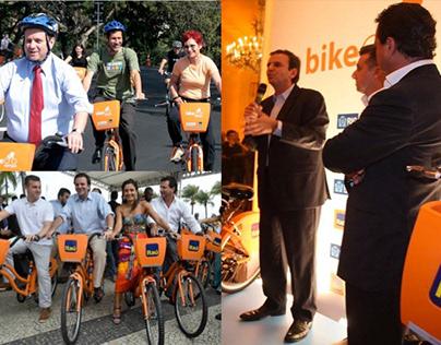 PR: Itaú - Lançamento Bike Sampa