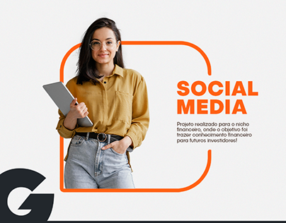 Social Media - Financeiro | Consultoria Financeira.