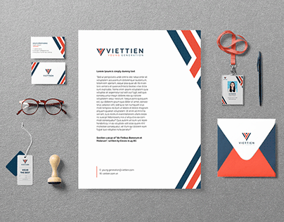 Viet Tien Young Generation - Visual Identity