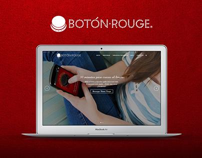 Botón Rouge | Nuevas experiencias · Nuevas sensaciones