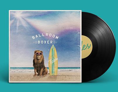 Ballroom Boxer Album & Single artwork