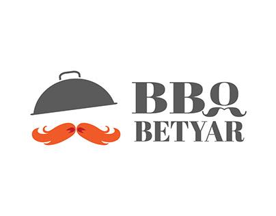 BBQ BETYÁR branding