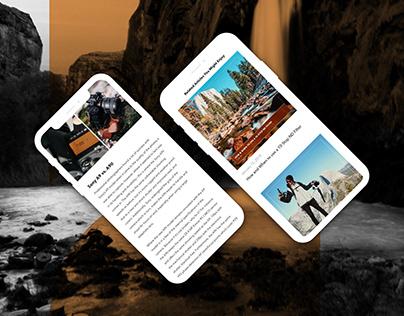 PolarPro Blog Redesign