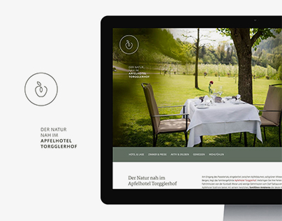 Webdesign Apfelhotel