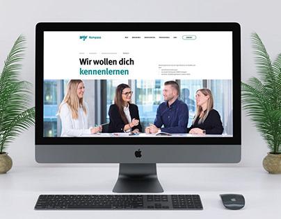 WGV Versicherung - Karriere Website