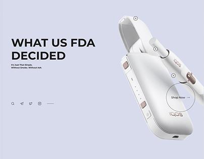 IQOS™ Concept Design