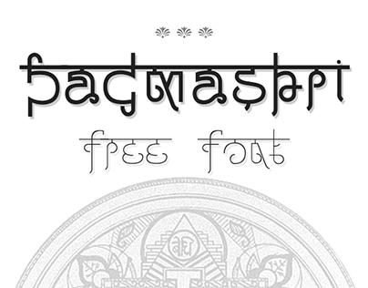 Padmashri - Free Font