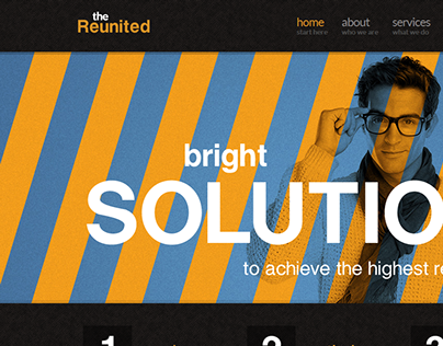 Bright Business Joomla Template