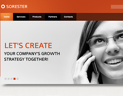 Creative Agency Joomla Template