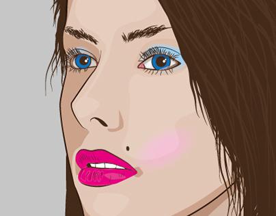 Vector Art Portraits