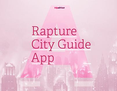 Rapture - Trip Advisor Magazine