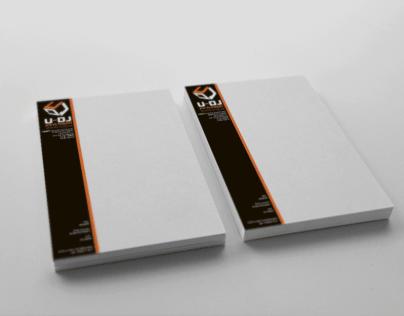 Briefpapier UDJ