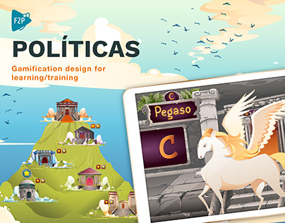 POLÍTICAS - Gamification in learning