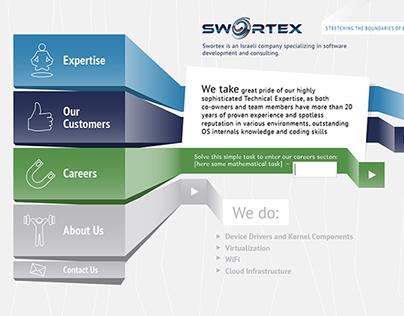 Swortex.com website