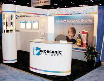 Trade Show Graphics and Booth