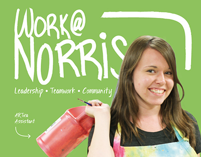 Work at Norris 2014 Campaign