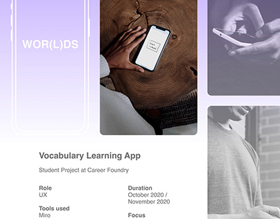WOR(L)DS Vocabulary App Case Study