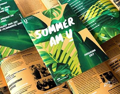 Sommer am U 2017 - Dortmunder U