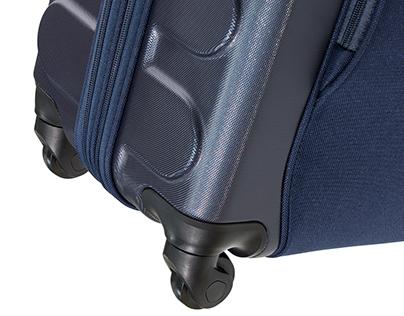 Carrefour | 2017 | Hybrid Luggage